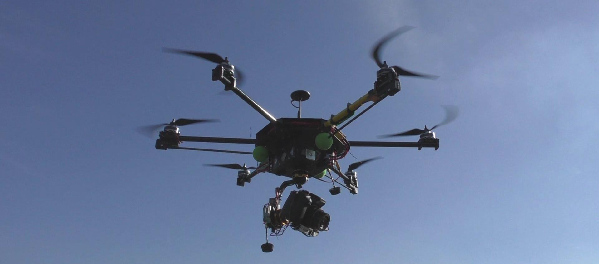HK6I5 Multicopter