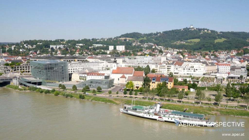 Dampfschiff Schönnbrunn