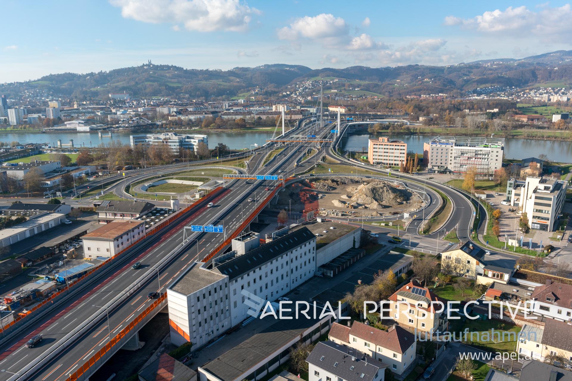 Bypass Linz-Urfahr